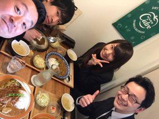 Happy Curry Friday @ アオヤギ食堂