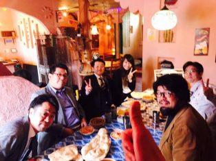 Happy Curry Friday @ チョリチョリ