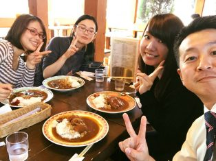 Happy Curry Friday @ 洋食亭いしくろ