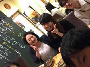 """Happy Curry Friday"" 3年目突入です!!!"