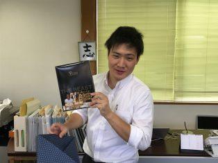 山本さん27歳の誕生日です!!