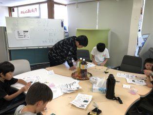 プログラミング教室を開催しました!