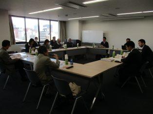 個人情報保護法に関するタウンミーティングへ参加しました!