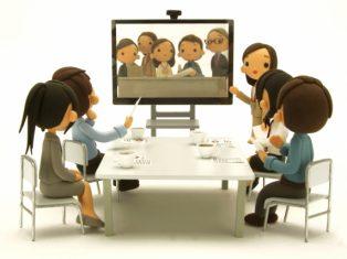 オンラインセミナー「WEB会議システム、テレビ会議システムで仕事が変わるセミナー」