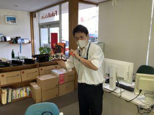 山本さん誕生日おめでとうございます!